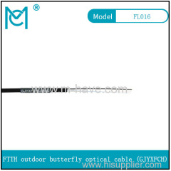 FTTH Outdoor Butterfly Optical Cable (GJYXFCH)