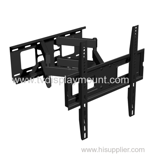 400*400mm Metal lcd tv wall mount swivel bracket