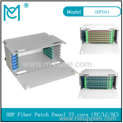 ODF fiber patch panel-72core Optical fiber junction box distribution box