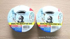 PVC Insulation Tape White 30mmx20M