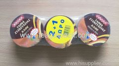 3 Rolls Set Packing Tape 48mmx50M