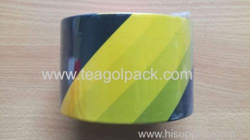 Barricade Tape 100M Yellow/Black