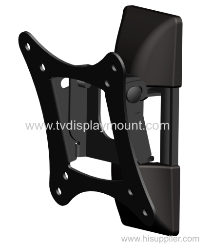 "13""-27"" Universal Tilting Flat Wall Mount Bracket"