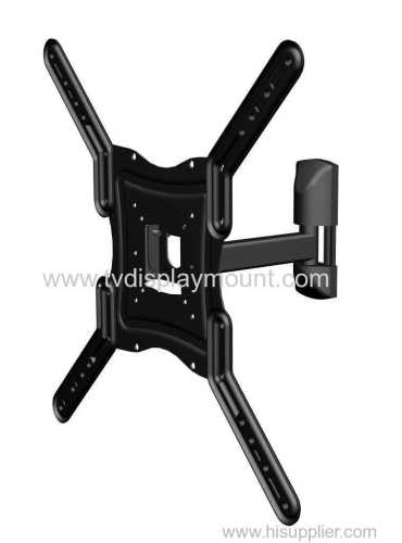 "Full Motion LCD TV Wall Mounts 17""-56"" Screen 180° Swivel"