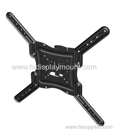 "17""-56"" Universal Tilting Flat Wall Mount Bracket"