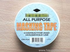 "All Purpose Masking Tape 0.94""x30Yds"