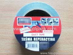 Cloth Duct Tape Silver 48mmx25M
