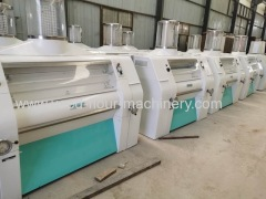 Used Buhler MDDK Rollstands Flour Milling Machines