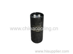 starter capacitor mainly is used to high torque motor start
