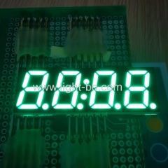 Pure Green 0.56inch 4 Digit SMD LED Display common cathode for Digital Timer Indicator