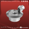 Transmission Straight Bevel Gear- OEM Steel Aluminum Cast Iron Stainless Steel Manufacture