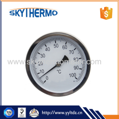 High Quality Most popular high temperature measuring instant read functions and uses bimetal thermometer