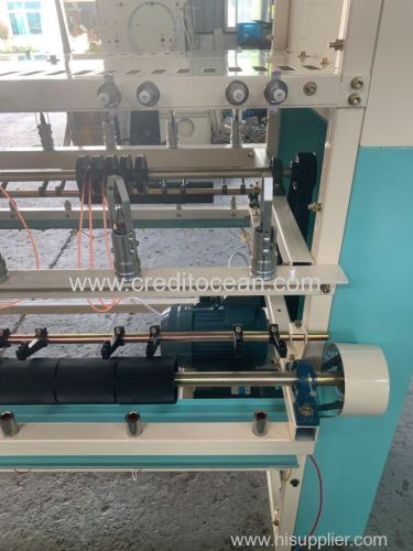 High speed 60 head flat knitting machine price for cord