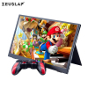 ZEUSLAP thin portable lcd monitor 15.6 usb type c hdmi for laptop phone xbox switch and ps4 portable lcd gaming monitor