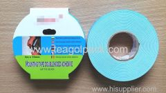 19mm Wx5m L Double Sided Adhesive Foam Mounting Tape ..Release Film: Blue+White Foam Tape