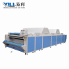 Fabric Steam Sponging and Heat Setting Machine