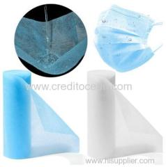 CREDIT OCEAN Nonwoven fabrics for face mask meltblown