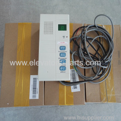 Mitsubishi Elevator Lift Parts Intercom ZDH01-027 Machine-Room Less Communication Device