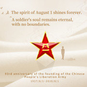 Army Day (August 1st)