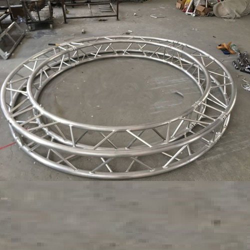 Aluminum Truss Circle with  Dia 8ft for Trinidad and Tobago