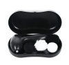 4-1 Portable Shoe Cleansing Shoes Polisher Dust Removing Brightening for Leather Care with Travel Case AE-711