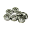 SMF83zz Inox Flanged Ball Bearing SMF83-2RS stainless steel bearing 3x8x3mm