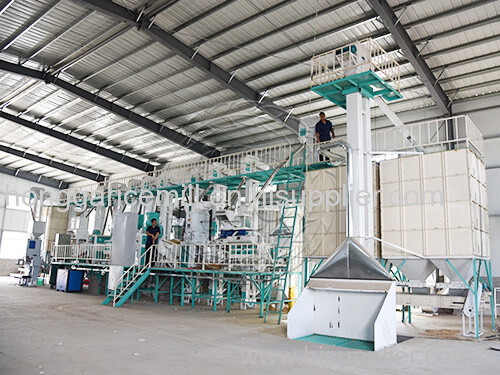 Custom Rice Mill Plant | Combined Rice Mill Supplier