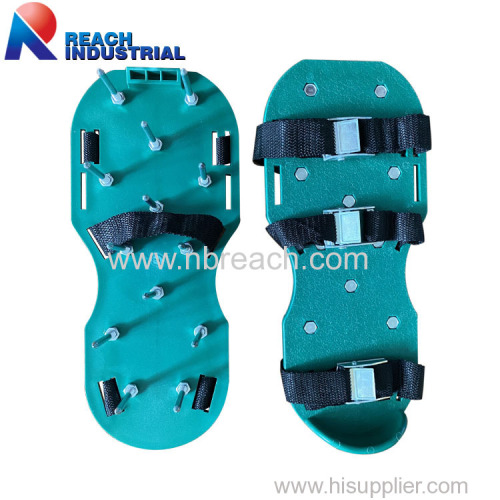 Garden tools Outdoor Grass Lawn Nailed Shoes Spiked Aerator Sandals