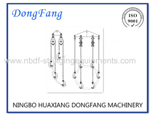 Conductor Lifting Tools for stringing bundled conductors