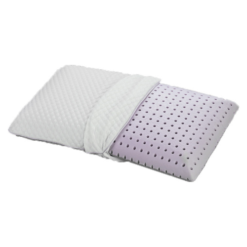 Green Tea Lavender Charcoal foam pillow mold memory foam pillow with hole washable pillow case