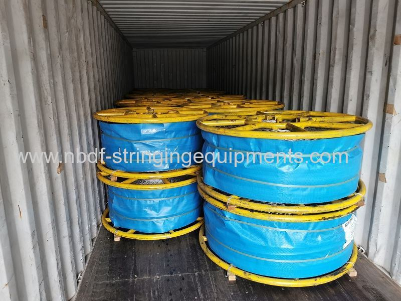 Good quality Anti twisting steel wire rope exported