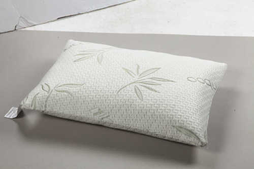 Bamboo pillow shredded memory foam pillow