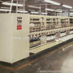 CREDIT OCEAN high speed double sides and single layer bobbin winder winding machine
