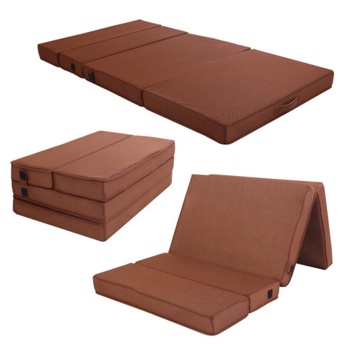 Home Furniture Portable Floor Sofa Bed Folding Thin Memory Foam Mattress Topper
