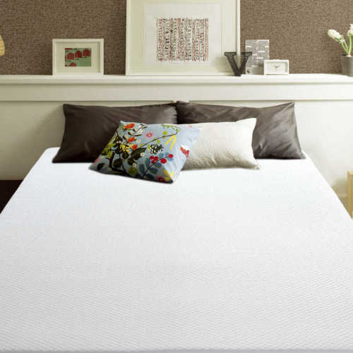 New design super soft home use 2 layer customized size memory foam mattress topper