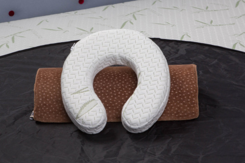 Hot Selling Simple White Salon Furniture Bed Manufacturer Beautiful Face Supporter or Face Cushion