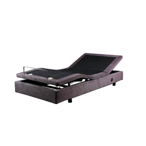Healthcare electric adjustable sofa bed USB outlets Bluetooth music speaker underbed lighting