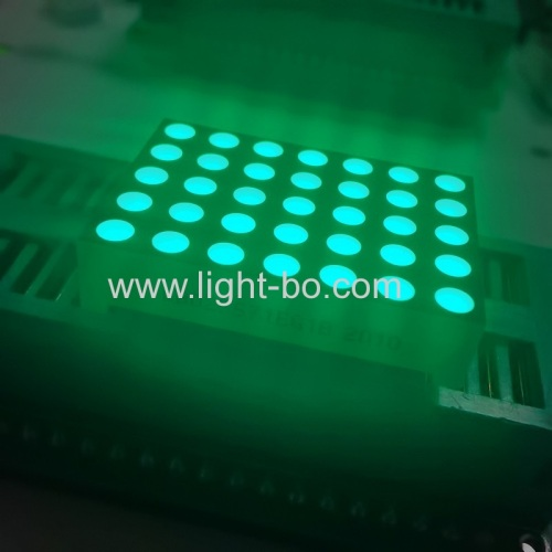 Pure Green 1.1inch 5*7 Dot Matrix LED Display for Elevator Position Indicator