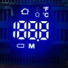 Hot Sales Ultra white 6 Pins 7 segment LED Display Module for Forehead Thermometers