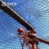 China Manufacture Dome steel structure Space Frame Construction Coal Storage Shed design