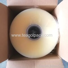 48micX144mmX990M Jumbo Size BOPP Packing Tape Clear