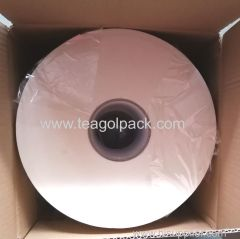 50micX144mmX990M Jumbo Size BOPP Packing Tape White