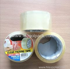 48mmX60M Clear Packing Tape For General Use and Multi-Purpose