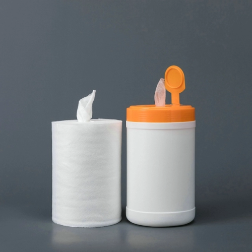 Canister Wipes withoout Liquids DIY Canister Wet Wipes GYM Wipes