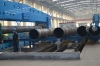 ASTM 3LPE Coating SSAW spiral welded steel pipes/API 5L SCH40 Spiral Welded Line Pipes/ASTM A106 GR.B Welded pipe