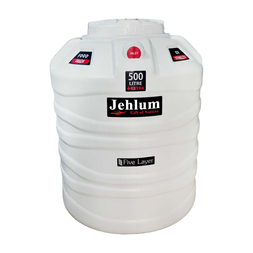 Blow Moulding Water Storage Tank