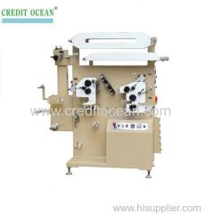 CREDIT OCEAN high speed flexo 4 color printing machine price
