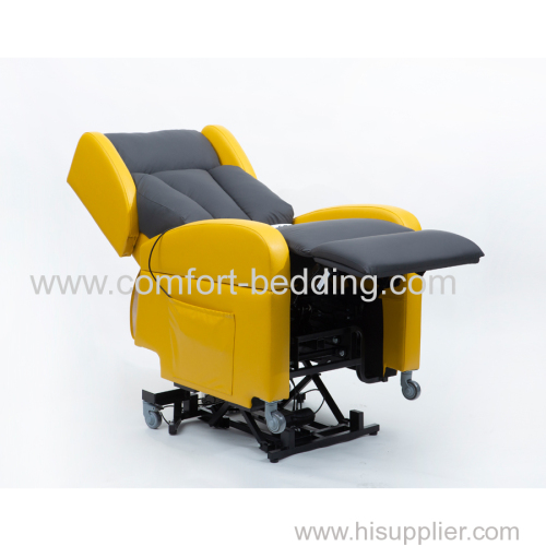 Living chair 16cm Veritical UP&DOWN Lift Chair Electric Recliner With Massage Chair