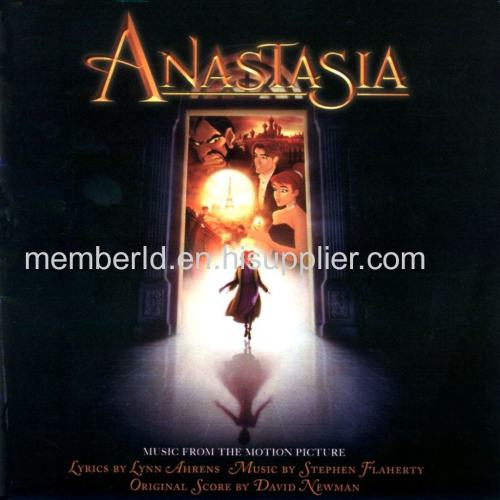 ANASTASIA ONCE UPON A DECEMBER MUSIC BOX MOVEMENT