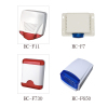 OUTDOOR SIREN WITH STROBE ANTI THEFT ALARM